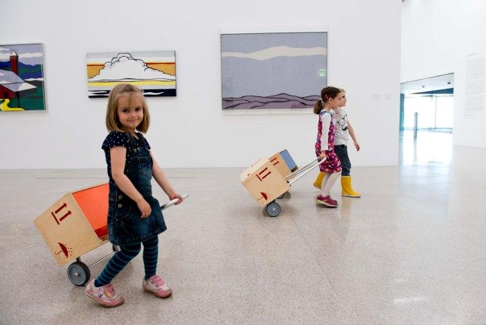 Art Transporters, (c) mumok / Katherina Lochmann
