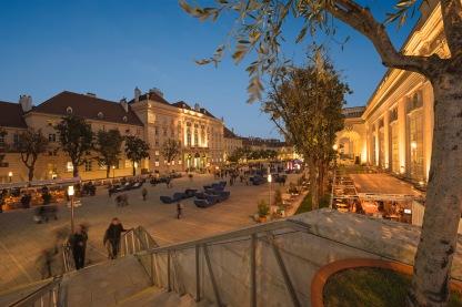 Museumsquartier, (c) WienTourismus / Christian Stemper