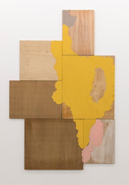 Ellen Hyllemose, Glue Between Landscapes, 2015, courtesy of the artist and FOLD Gallery
