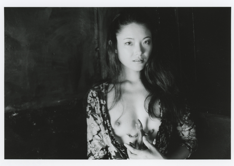 Nobuyoshi Araki, Last by Leica, 2012-2014, courtesy of OstLicht and the artist
