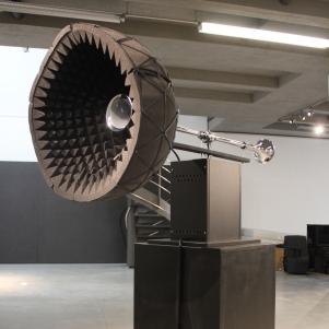 Verflüsterungsmaschine, (c) Ulla Rauter