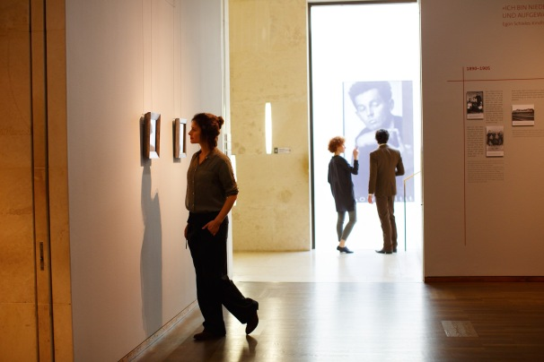 Collection at Leopold Museum, Vienna © WienTourismus / Peter Rigaud