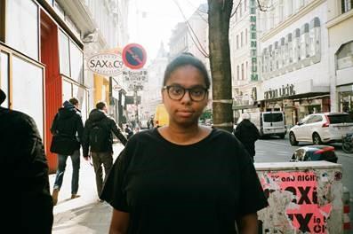 Dalia Ahmed, photo: Eva Zar