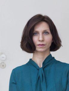 Katarzyna Uszynska. Photo: Marlene Rahmann
