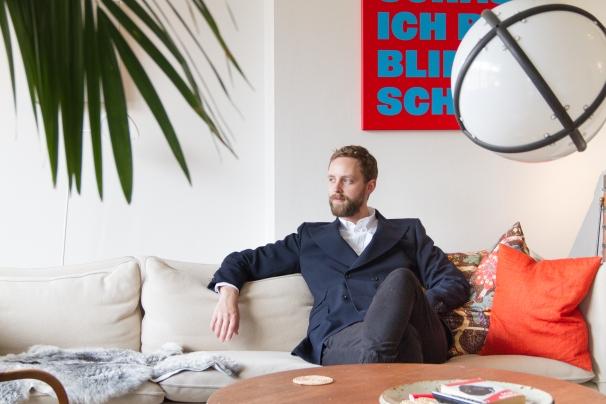 Erik Nordenhake, courtesy of Collectors Agenda, © Florian Langhammer
