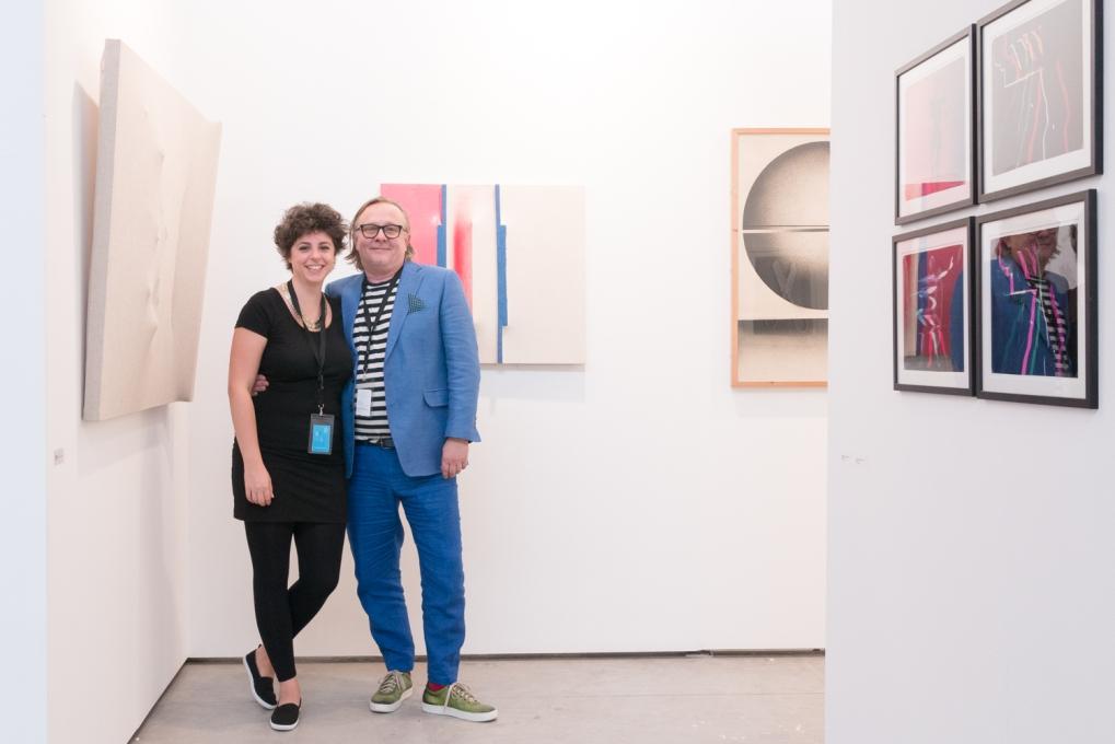 Rona Kopeczky and Gabor Pados, photo: Kristina Kulakova