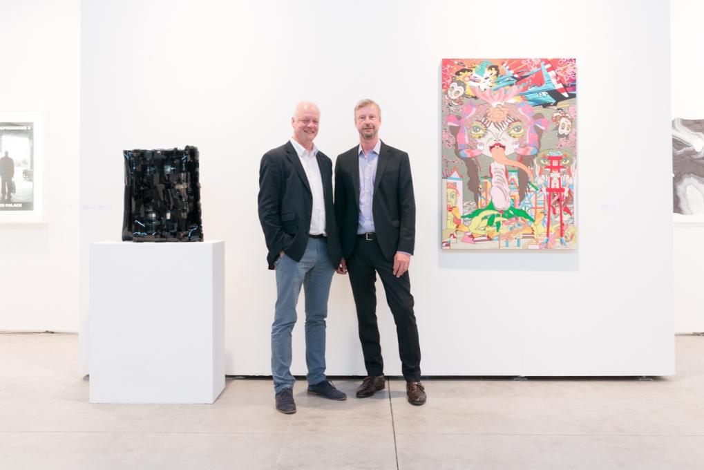 Ralf and Frank Lehmann