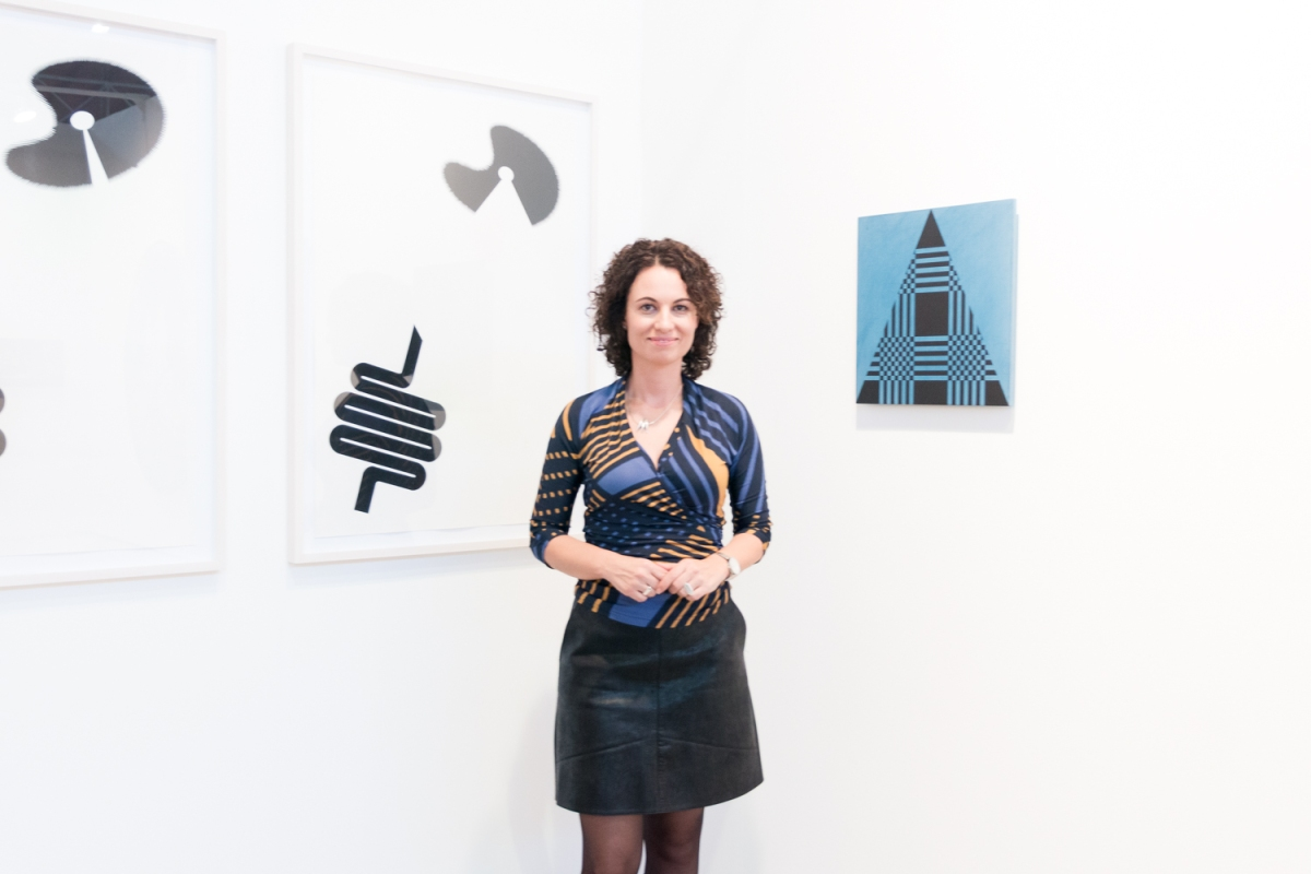Ani Molnár, photo: Kristina Kulakova