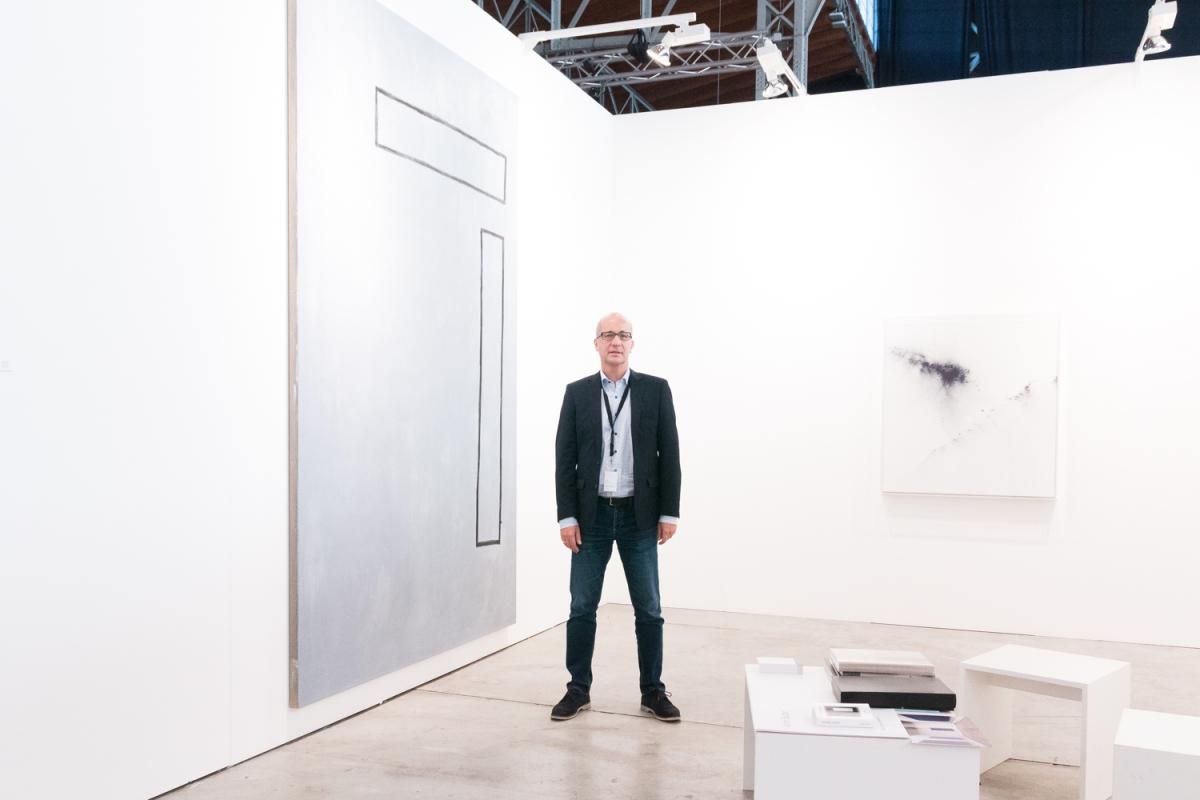 Bernd Kugler, photo: Kristina Kulakova