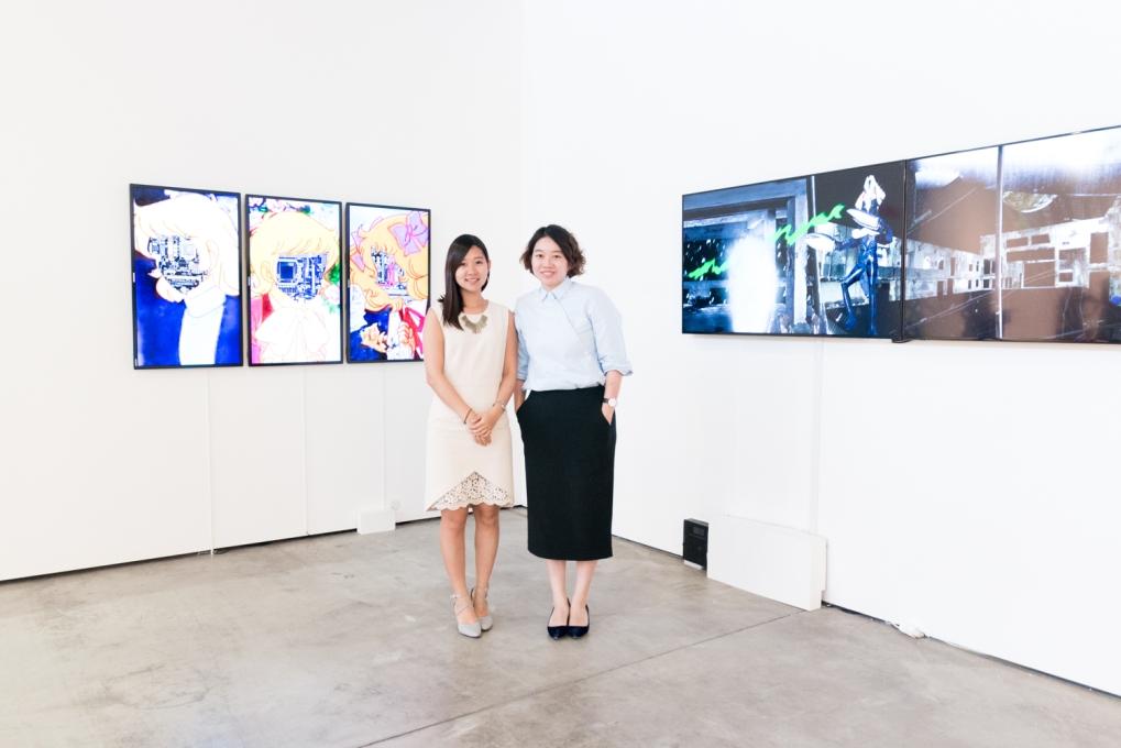 Daisy Shiou and Wei-Chen TU