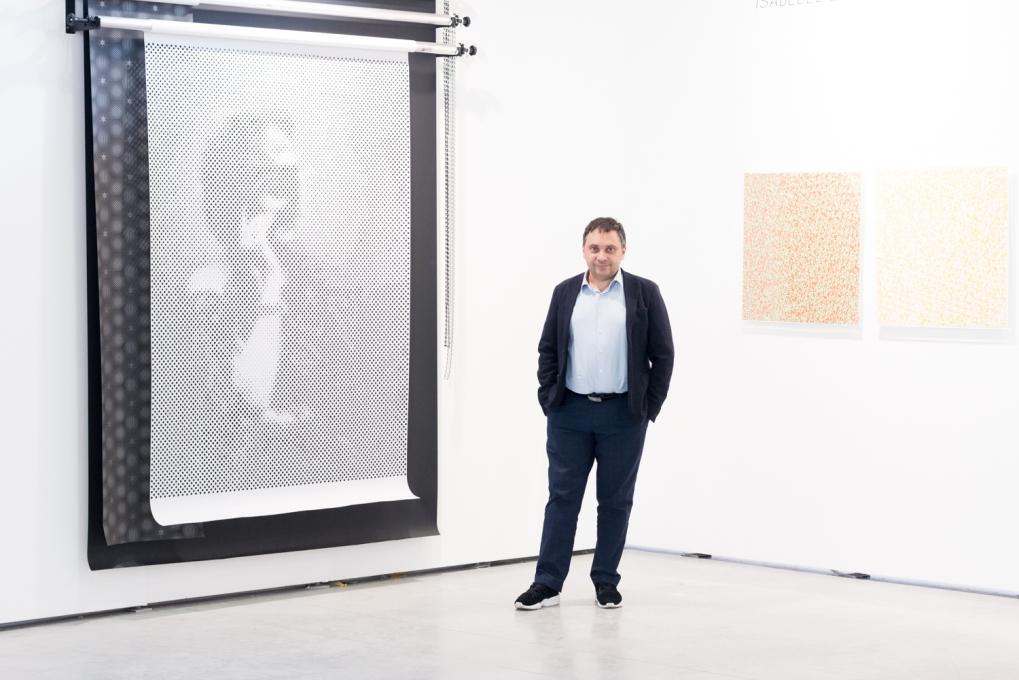 Christophe Gaillard, photo: Kristina Kulakova