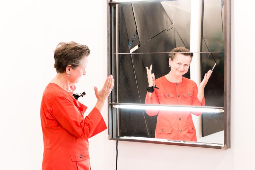 Christine König, photo: Kristina Kulakova