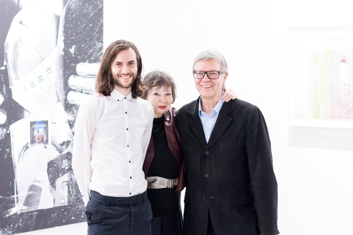 Julian Inić, Renate Kainer, Christian Meyer