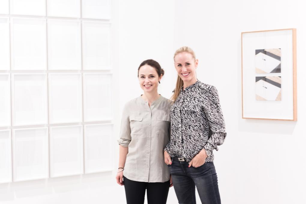 Bettina Meier-Bickel and Sabrina Kohler
