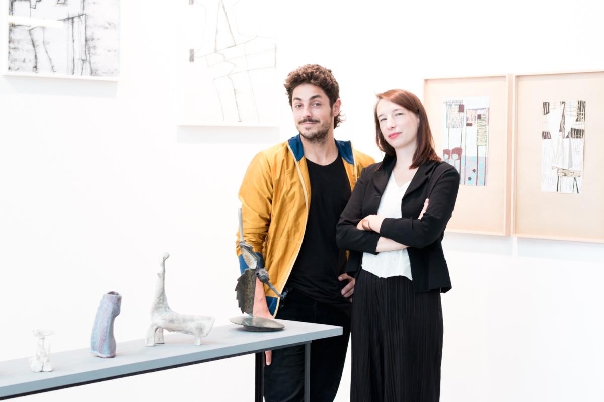 Gunia Nowik and Piotr Sikora