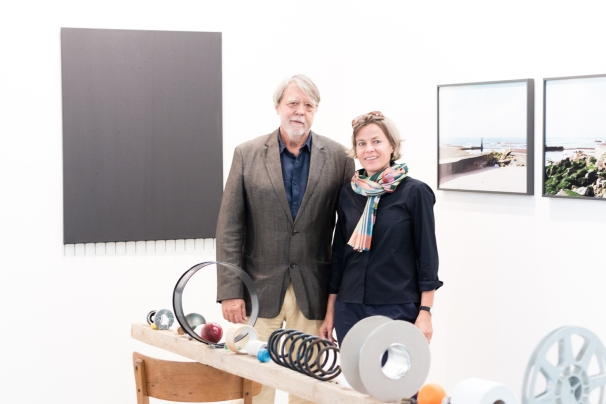 Andreas Furrer and Suzanne Friedli