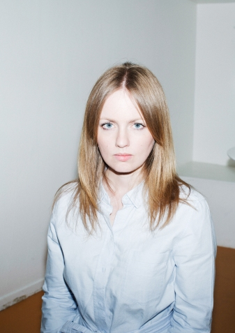 Stefanie Hessler. Photo: Märta Thisner