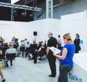 viennacontemporary 2016: Talks Recorded
