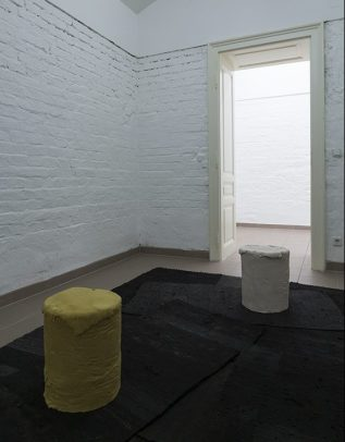 """""""Installation view of Astrid Wagner solo show at Vin Vin. Courtesy of the artist and Vin Vin"""