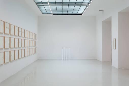 Maximilian Prüfer | Brut 23 March - 29 April 2017 Installation View © Oskar Schmidt