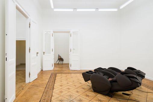 Nina Beier, Installation view, 2016, (c) Croy Nielsen