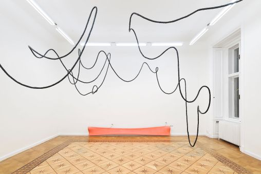 Olga Balema, Marlie Mul, Iza Tarasewicz, Installation view, 2017, (c) Croy Nielsen