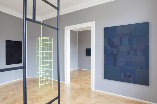 Simon Mullen, DER RAUM, installation view