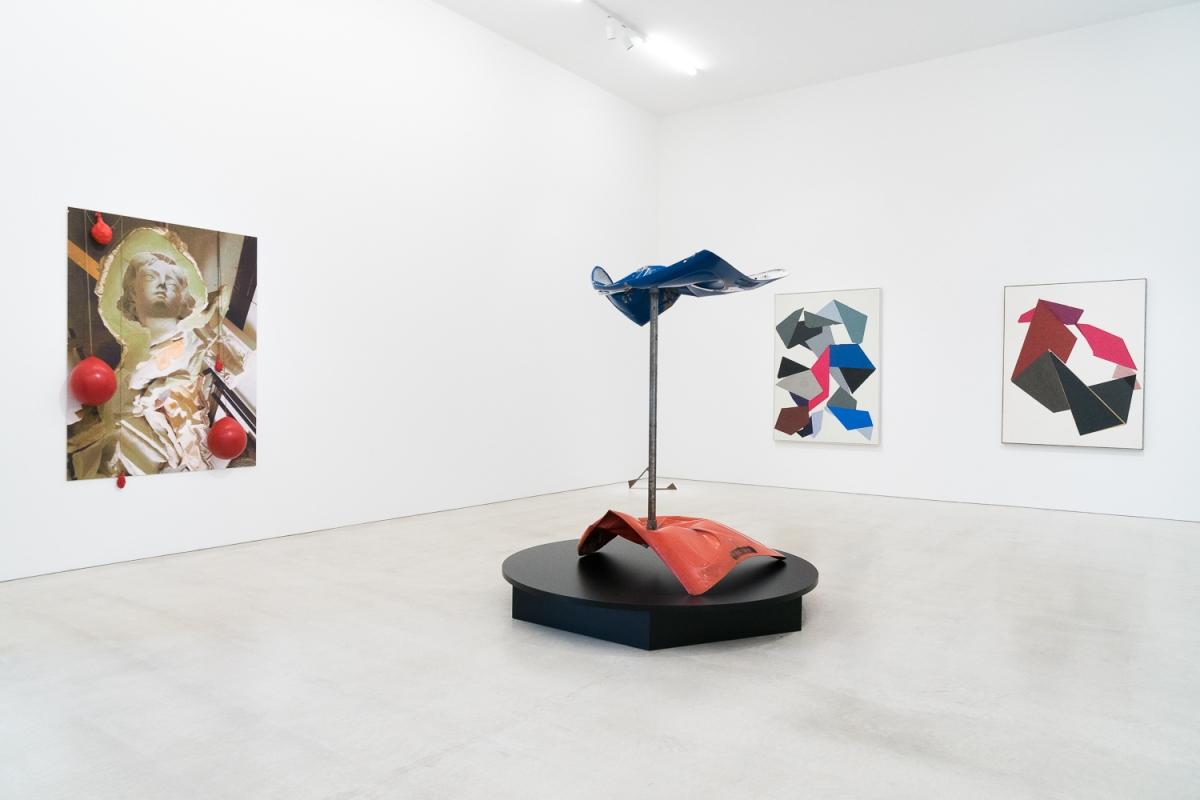 Katja Strunz at CONTEMPORARY FINE ARTS