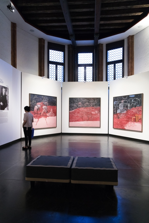 Philip Guston at Gallerie dell'Accademia