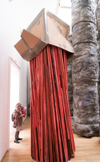 Phyllida Barlow | British Pavilion