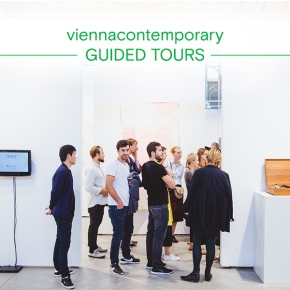 viennacontemporary 2017 | guided tours