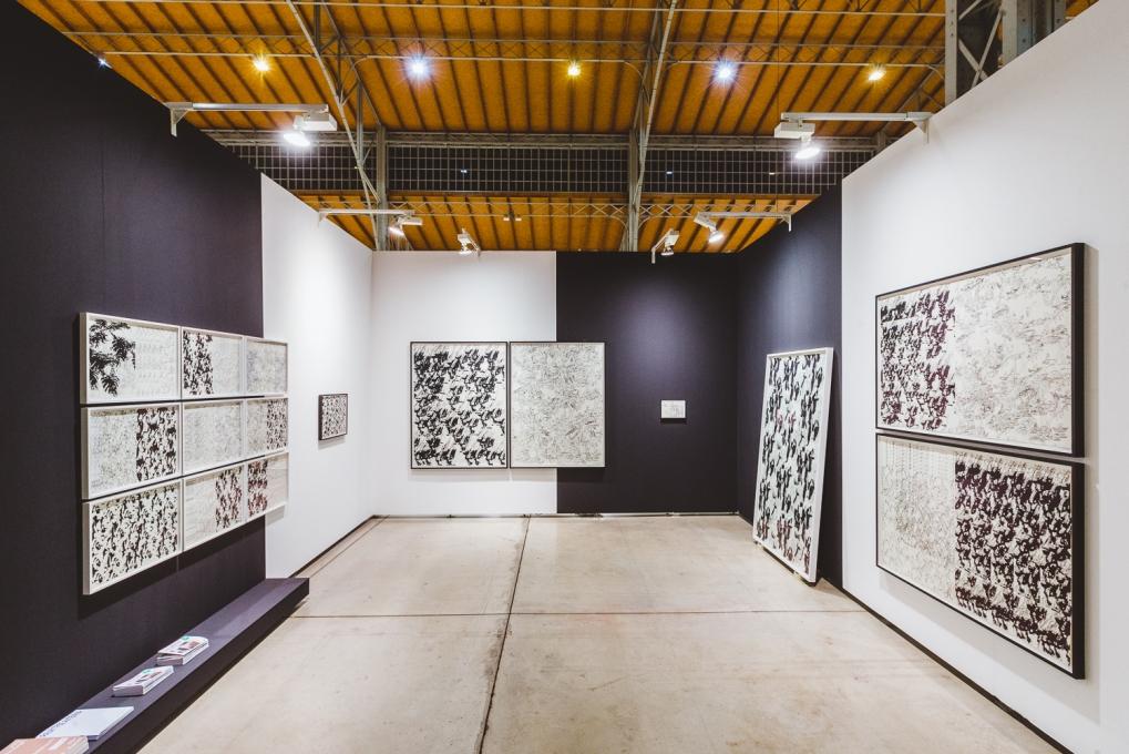 Galerie Clemens Gunzer, Peter Jellitsch, photo (c) viennacontemporary / Alexander Murashkin