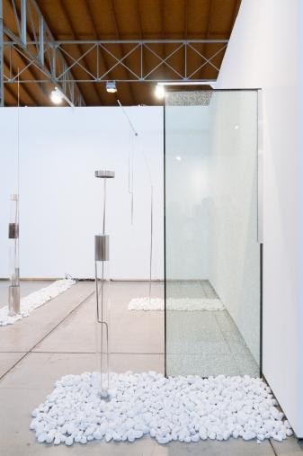 Galerie Hubert Winter's booth, (c) viennacontemporary / Margarita Ignatyuk