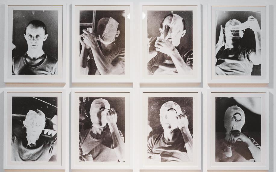 Kálmán SZIJÁRTÓ Transformations (Detail), 1977, courtesy of acb Gallery, photo by Alexander Murashkin / viennacontemporary