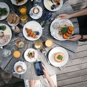 Top 5: Combining Cuisine withCulture