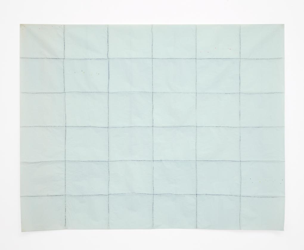 Guy Mees, Untitled, 1975–1978, Foto: Vildana Memic, Courtesy Estate of Guy Mees, Lotte Boogh Mees & Micheline-Martha Tob-Szwajcer