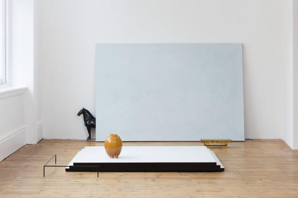 Haris Epaminonda, Untitled #05 a/w, 2016. Courtesy Private Collection, São Paolo, Foto: Plastiques, London