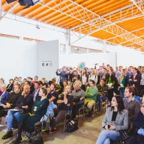 viennacontemporary 2018  Talks