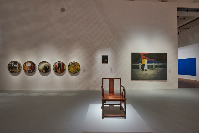 MAK Exhibition View, 2019 CHINESE WHISPERS: Recent Art from the Sigg Collection MAK Exhibition Hall © MAK/Georg Mayer