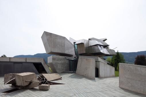 Domenig Steinhaus © Gerhard Maurer