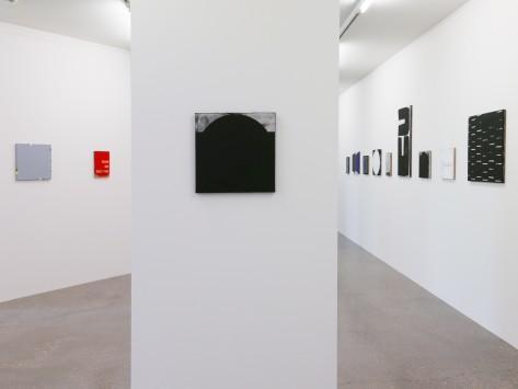 """Installation View """"Nicolas Jasmin And Other Works"""" © Belvedere, Vienna"""
