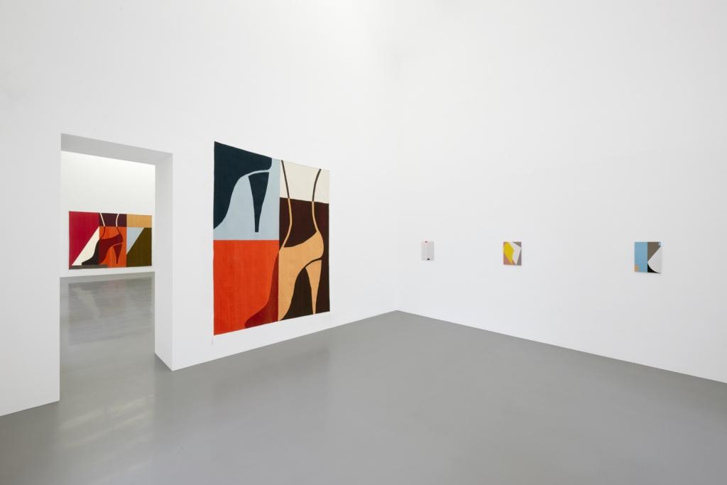 Installation View Meyer Kainer Galery Ulrike Mueller