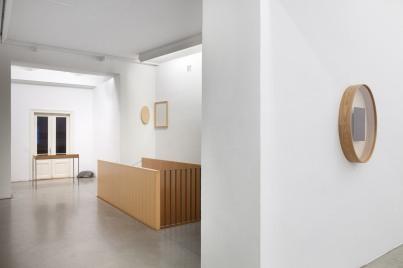 Exhibition view MAGDA CSUTAK Null und Etwas, Christine König Galerie, Vienna 2019 © Photo: Philipp Friedrich