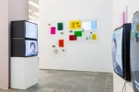 "Installation view ""On the New. Young Scenes in Vienna"" Photo: kunst-dokumentation.com © Belvedere, Vienna, 2019"