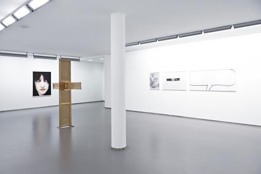 Galerie Bernd Kugler, Exhibition View, 2019, Photo via Galerie Bernd Kugler