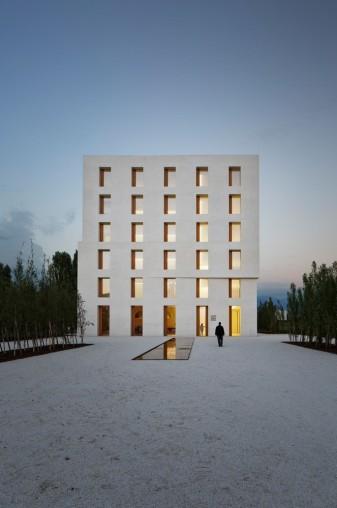 2226 / Baumschlager Eberle Architekten © Eduard Hueber