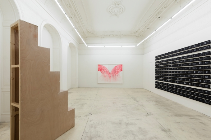 William Mackrell - This is where we meet Courtesy and copyright Galerie Krinzinger / Photo Tamara Rametsteiner