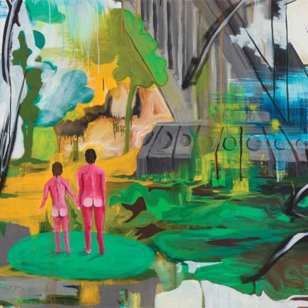 Djordje Ozbolt, Regaining Memory Loss, 2019, Serbian Pavillion Venice Biennale