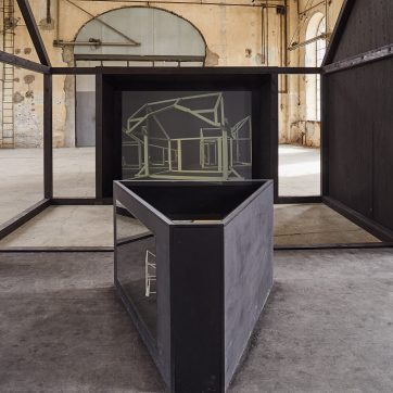 Bernd Oppl, Exhibition at Kunstraum Dornbirn, 2019
