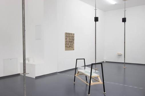 Anna Schimkat & Georg Pinteritsch, Installation View, 2019
